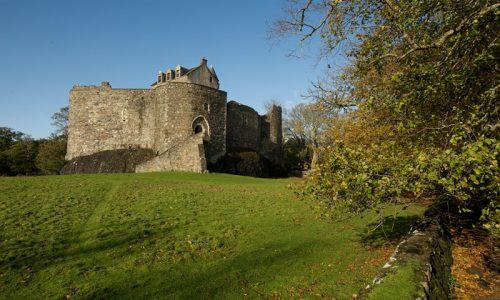 邓斯塔夫纳奇城堡(Dunstaffnage Castle)